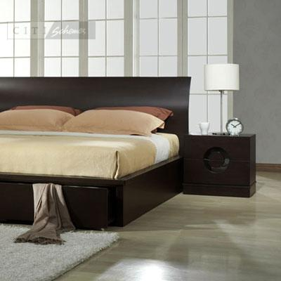 Zen Bedroom Set By Ju0026M Furniture USA
