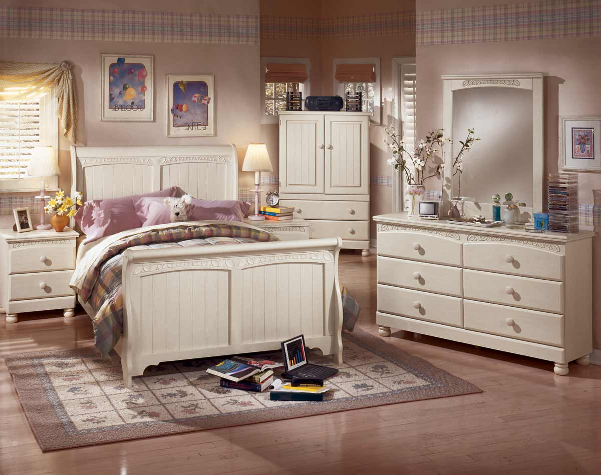 ... Cottage Retreat Bunk Bedroom Set , Bedroom Furniture , Living Room  Furniture, Sofa Bed Furniture ...