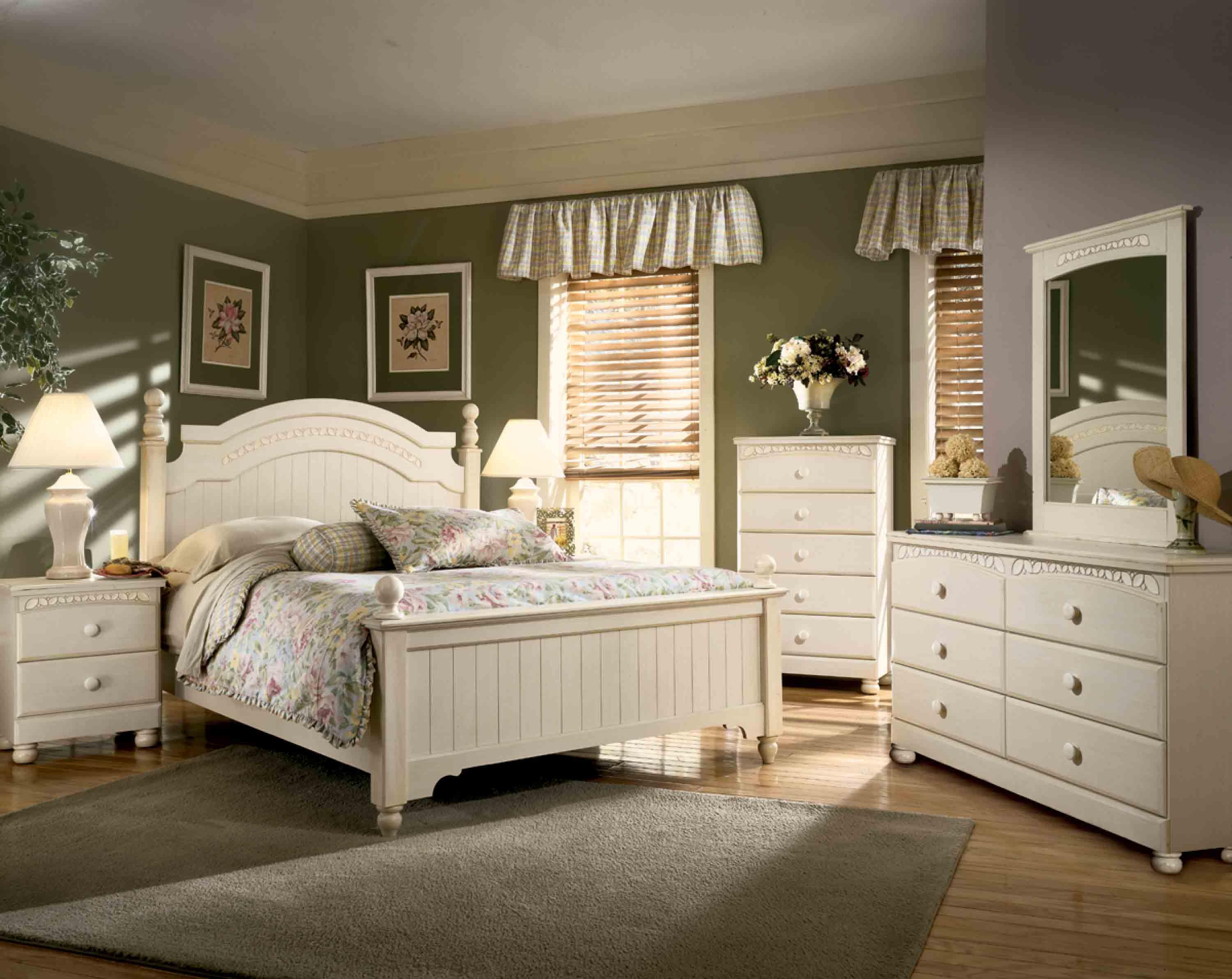 Furniture in brooklyn at Cottage retreat bedroom set