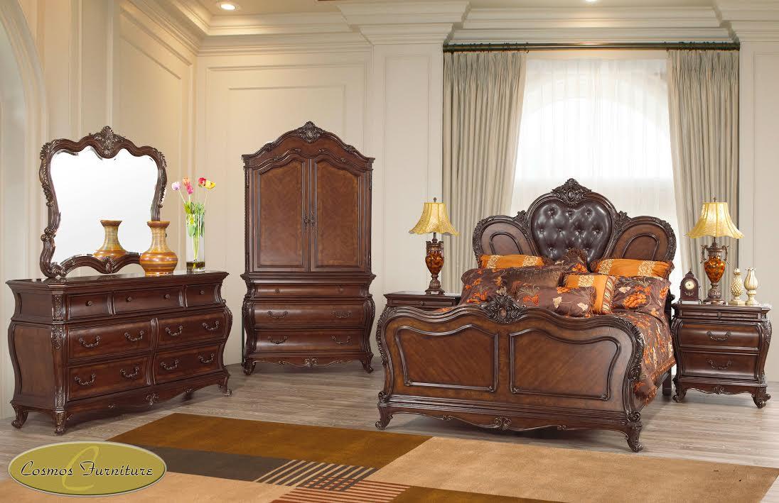 Becky Cosmos   Bedroom Set Furniture