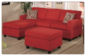 POUNDEX 3 PCS SECTIONAL S7668