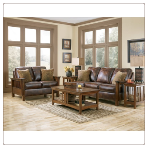 Wilkins - Canyon Living Room Set by Ashley