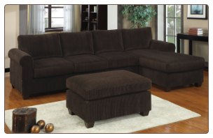 F7131 - 2-Pcs Sectional Sofa