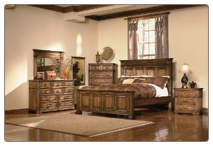 Edgewood Bedroom Set - 201621 - Coaster Furniture
