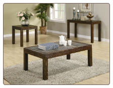 Landry Contemporary Coffee Table Set by Coaster