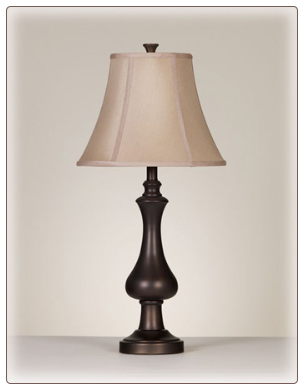 Mildred Table Lamp (Set of 2)by Signature Design by Ashley