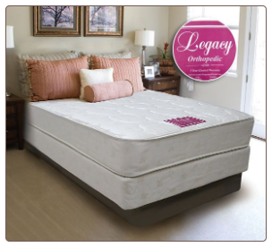 ComfortBedding -  21 Legacy One Sided