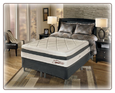 "M863 Ellis  Bay 15"" Memory Foam Mattress"