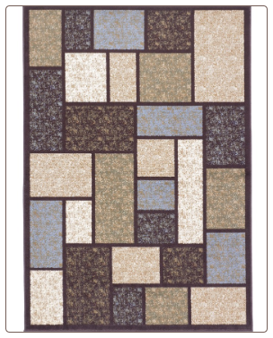 Keswick-Brown Rug by Signature Design