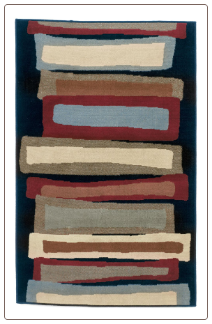 CONTEMPORARY AREA RUGS MIRAMIR - MULTI RUG BY SIGNATURE DESIGN BY ASHLEY