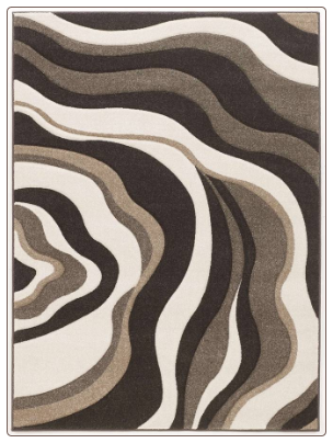 Signature Design by Ashley - Area Rug Rivoletto - Brown