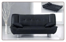 Black  Sofa Bed By American Eagle
