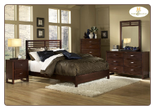 Paula Collection - Queen Bedroom Set