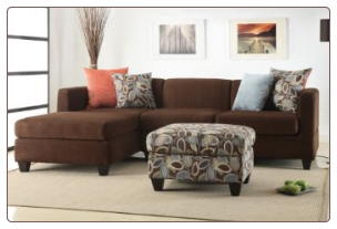 POUNDEX 3 PCS SECTIONAL F7182