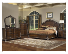 Murano - Queen Size Bedroom Set By Pulaski