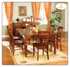 Oxford Collection (Cherry) - Dining Room Set