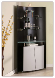 "Bar Cabinet ""7442"" By Global Furniture"