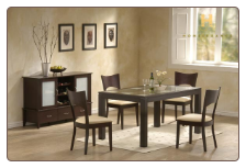 Radius Collection - Dining Room Set