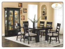 Paradise Collection - Dining Room Set