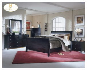 Portofino Collection - Queen Bedroom Set