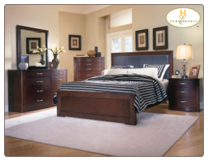 Parkside Collection - Queen Bedroom Set