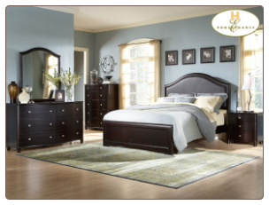 Baxter Collection - King Bedroom Set