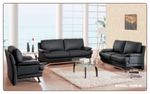 Global  - Trendy Sofa and Loveseat Set by Global USA