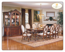 Montebello Collection - Dining Room Set