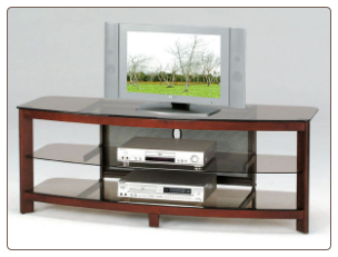 Zephyr LCD TV Stand