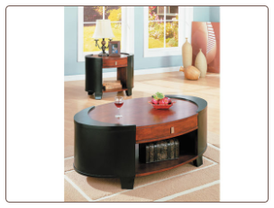 Luna Coffee/End Table Set