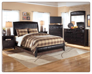 Harmony - King Bedroom Set (B208)
