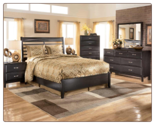 Kira  -  King Size Bedroom Set (B473)