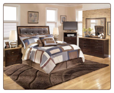 Urbane - Queen Bedroom Set (B285)