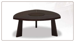 Wenge Coffee Table Set By Global Furnituren USA  (64W)
