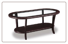 Coffee Table Set- Wenge - by Global Furniture USA