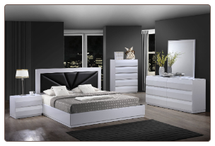 Global Furniture USA BAILEY Panel Bedroom Collection