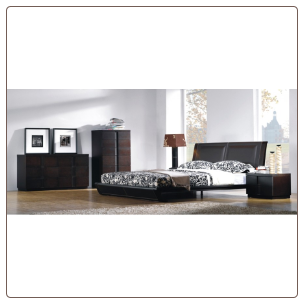 Zenny Bedroom Set by J&M Furniture USA