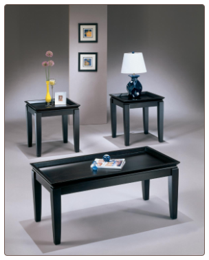 Delormy 3 Pc Occasional Tables Signature Design by Ashley Furniture