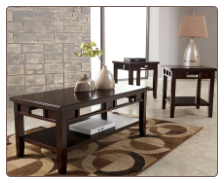 Logan 3-in-1 Pack Occasional Table Set Signature Design by Ashley Furniture