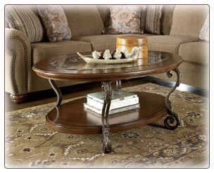 Nestor Occasional Table Set: Signature Design by Ashley Furniture