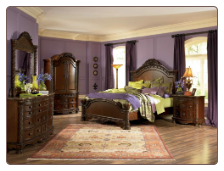 North Shore - Queen Panel Bedroom Set Signature Design by Ashley Furniture