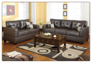 POUNDEX 3 PCS SECTIONAL F7341