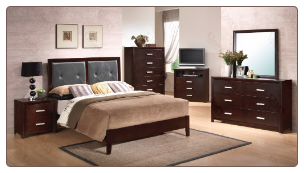 G1000 - Bedroom - Glory Furniture