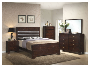 G1400- Bedroom - Glory Furniture