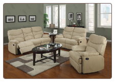 G407 Living Room Set  - GloryFurniture