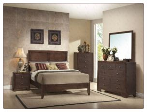 G4100 - Bedroom - Glory Furniture
