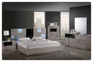 Global Furniture USA Bianca Panel Bedroom Collection