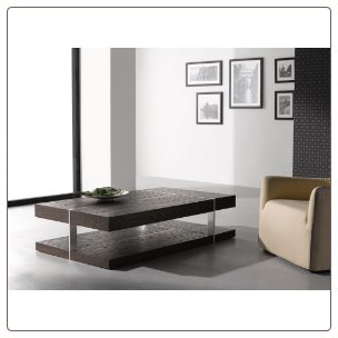 Modern Coffee Table 857 by J&M Furniture