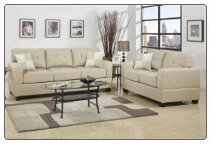 POUNDEX 3 PCS SECTIONAL F7342