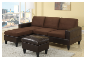POUNDEX 3 PCS SECTIONAL S7291